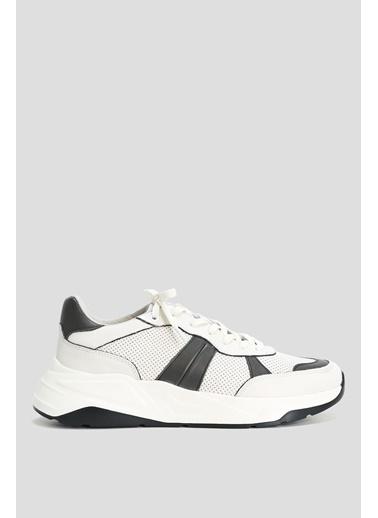 Lufian Casual Ayakkabı Beyaz